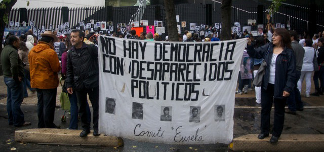 "By Alejandro Vélez and Doria del Mar Vélez ""How can a country advance when thousands of its citizens are missing?"" this is the question that […]"